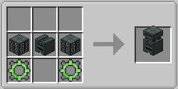强化燃烧发电机1