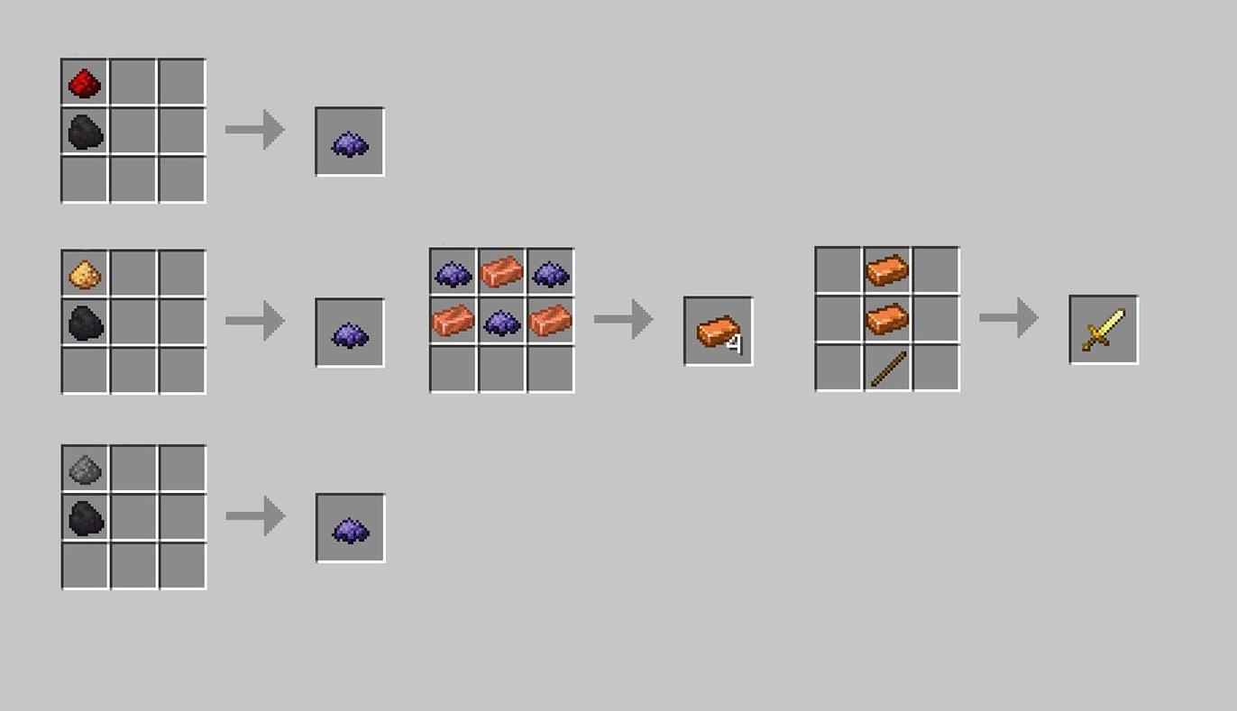 0.2版本加入的青铜锭