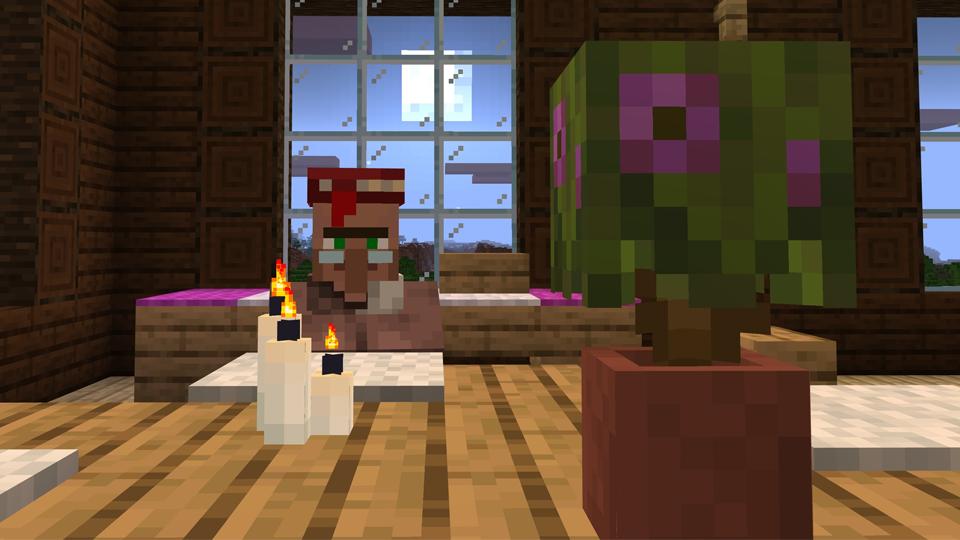 Minecraft 基岩版 1.17.10 发布
