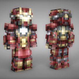 【上古之石】叁穗の个人皮肤-钢铁侠装甲-Mark XVII号