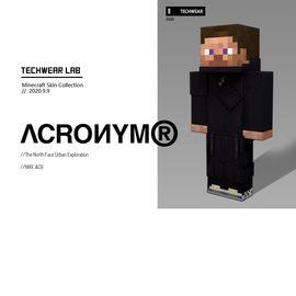 【原创/皮肤】ACRONYM 系列皮肤(机能风皮肤合集)[128*128] [01]
