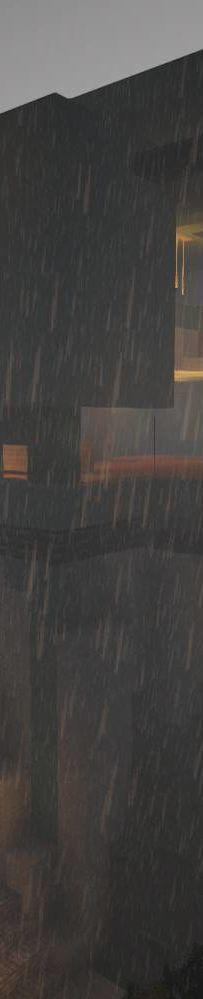 即兴建筑——听雨阁